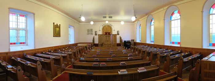 Fahan Presbyterian Church Interior